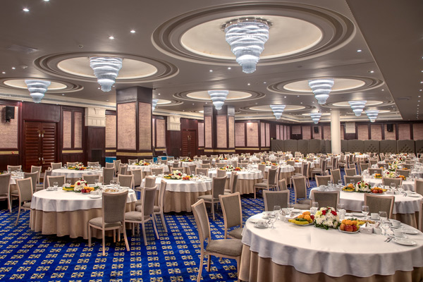 Espinas Persiangulf Wedding & Meeting Halls