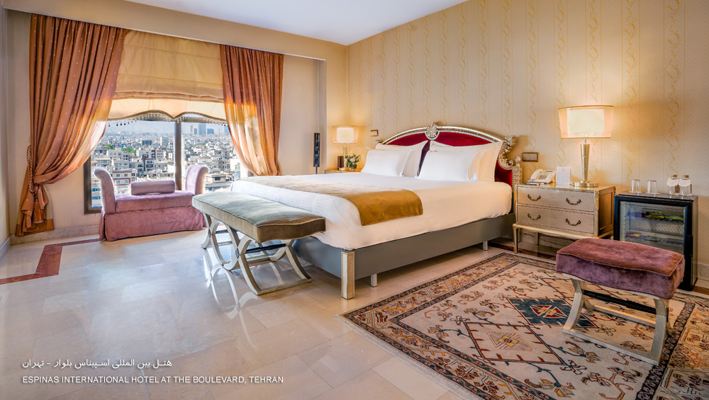 espinas persiangulf hotel Luxury Suite