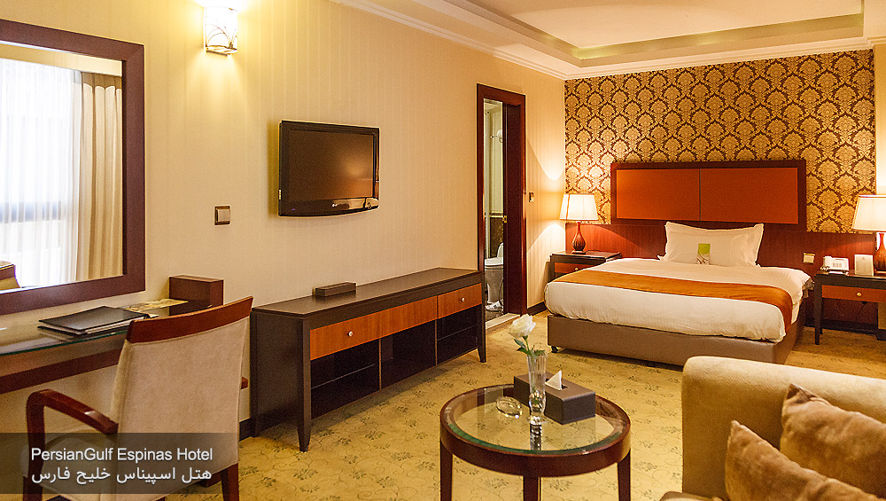 standard single room persiangulf espinas hotel